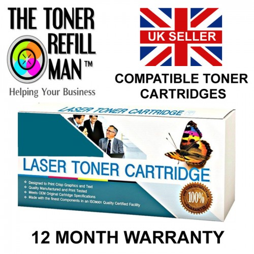 Compatible Xerox Phaser 6600 Toner Cartridges YELLOW
