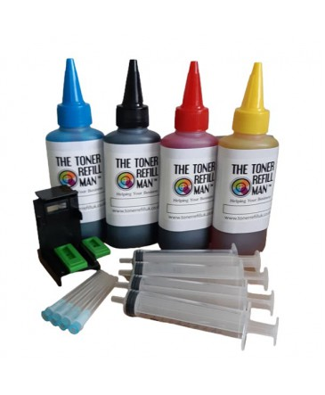 HP 301 Ink Refill Kit