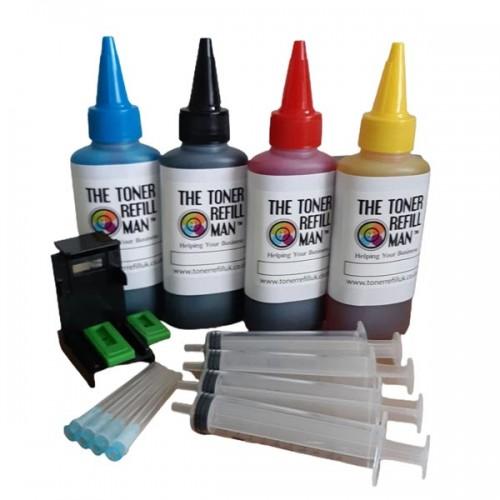 HP 302 Ink Refill Kit